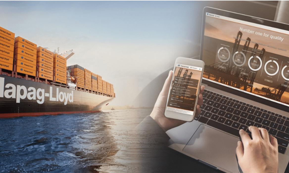 Hapag-Lloyd Offers Total Visibility with New Customer Dashboard