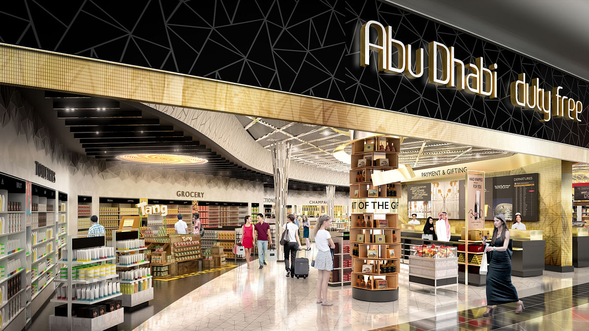 Abu Dhabi Duty Free Launches Home Delivery Service