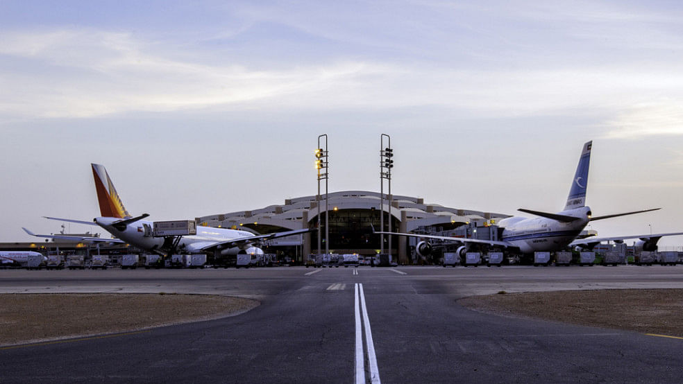 Riyadh Airports Awards KKIA Airside Projects Contract to Egis