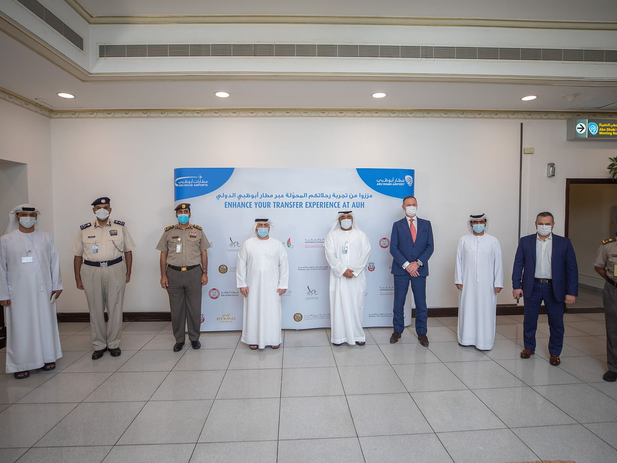 Abu Dhabi Airport Introduces New Fast Track Flight Connections