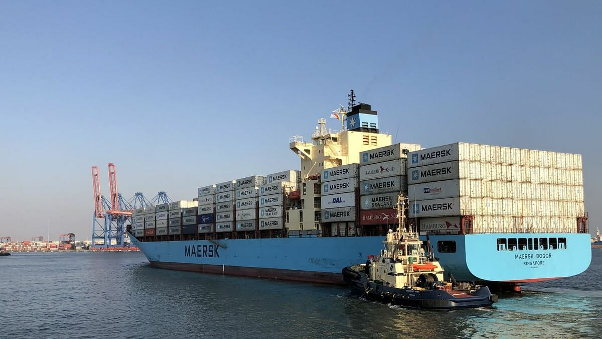 Maersk Announces Readiness to Ship  Cargo between UAE and Israel