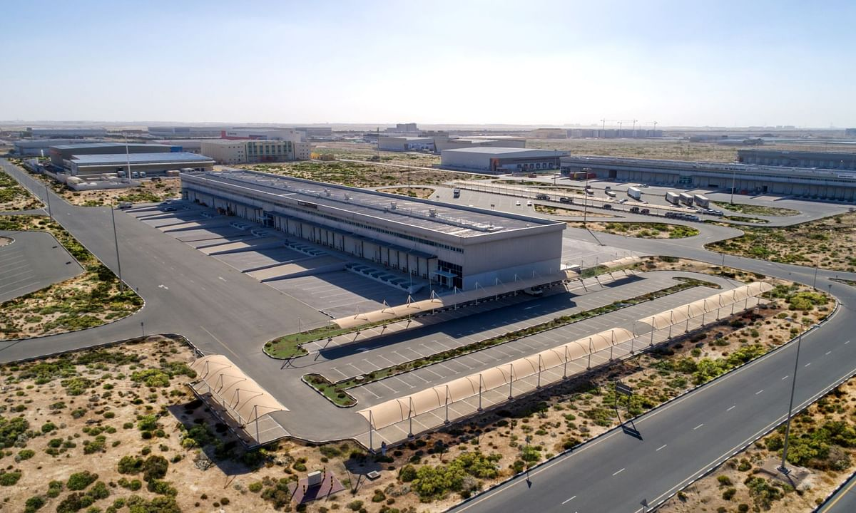 EZDubai e-Commerce Zone 20% Operational: Dubai South