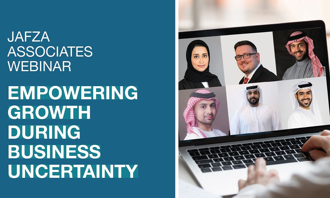 Jafza Webinar Highlights the Way Forward to Empower SME Businesses