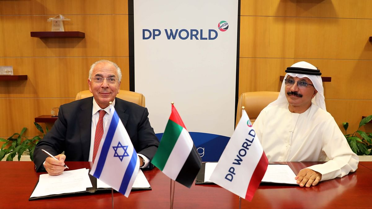 DP World, Dubai Customs to Jointly Explore Opportunities in Israel