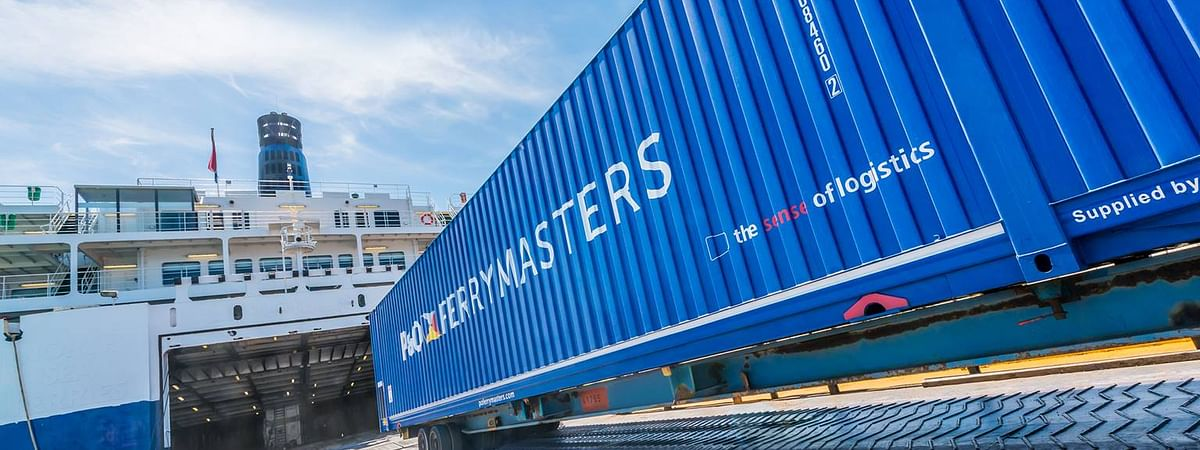 Watch: DP World P&O Ferrymasters  Offers Container Tracking in Europe