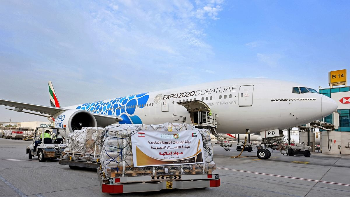 Emirates SkyCargo Signs Logistics MoU with Int'l Humanitarian City