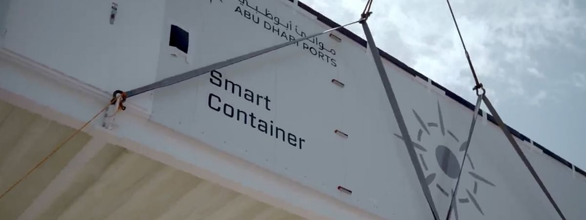 Abu Dhabi Ports' Smart Container Initiative to Cut Emissions by Half