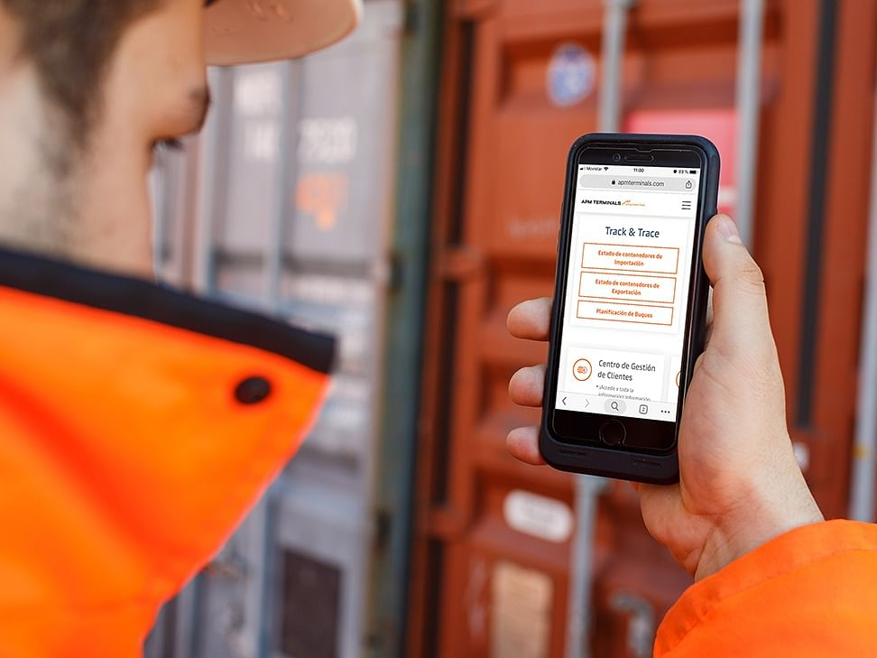 APM Terminals Further Optimises Container Tracking Platform