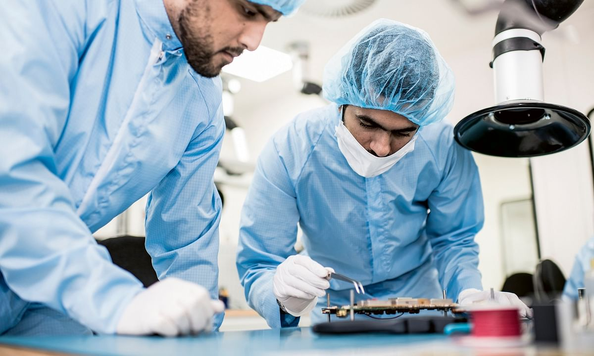 UAE Announces Plans for Second Emirati-Built Satellite