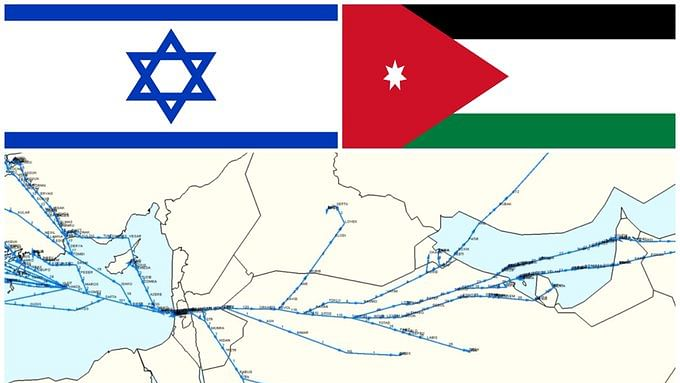 Major Savings Expected from Jordan-Israel Airspace Agreement