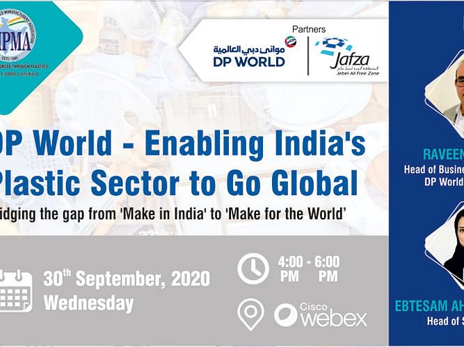 DP World, Jafza Collaborate with Indian Plastic Industries and Traders