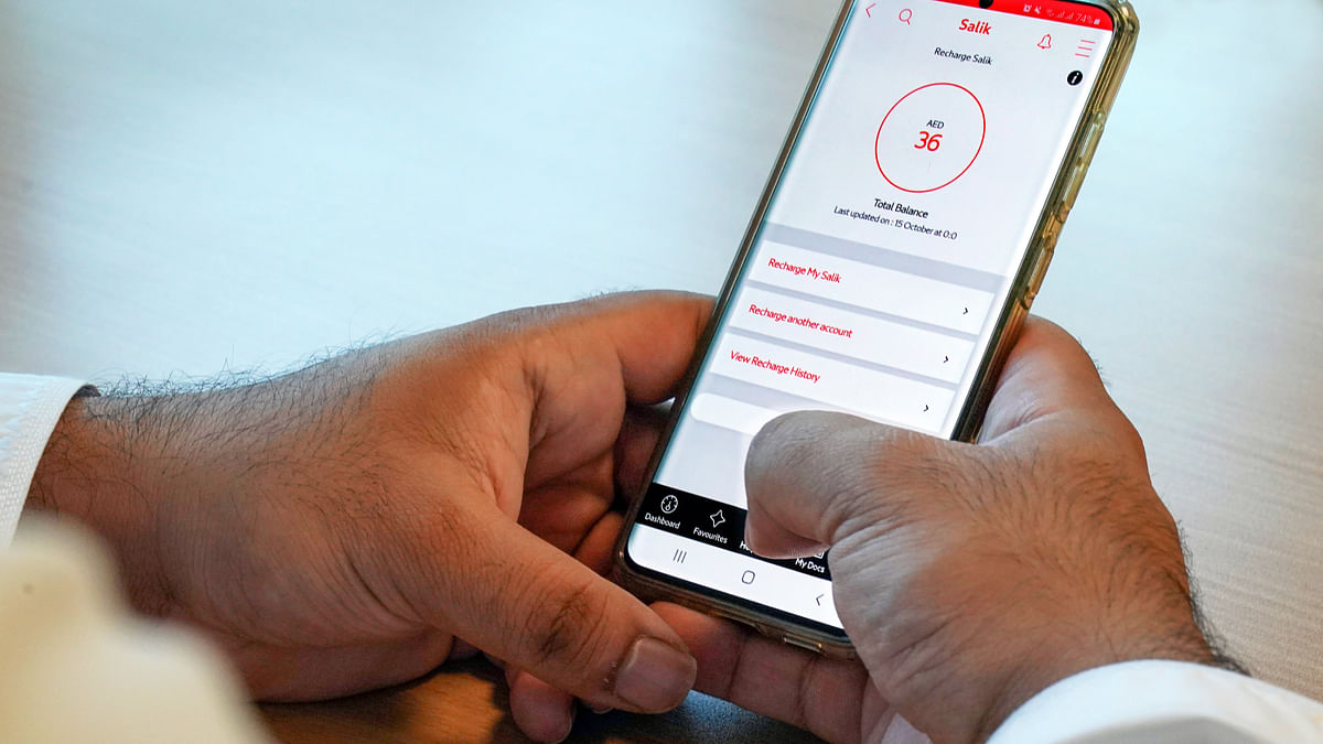 'Dubai Drive' App Updated with Addition of 22 Salik Services