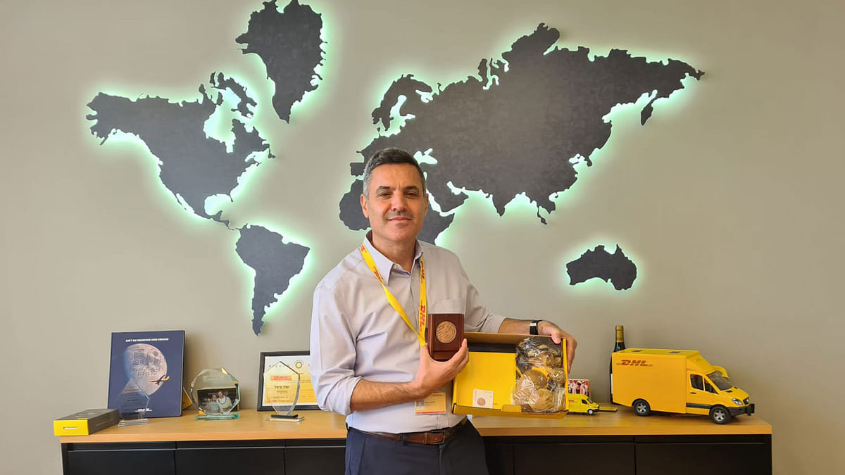 DHL Express Delivers First Shipments From Israel to UAE