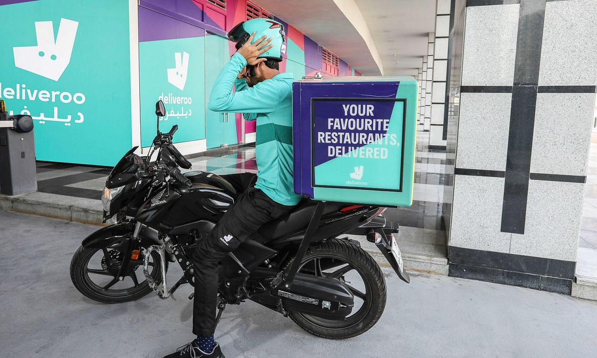 Deliveroo Supports 5,100 Jobs in the UAE Economy