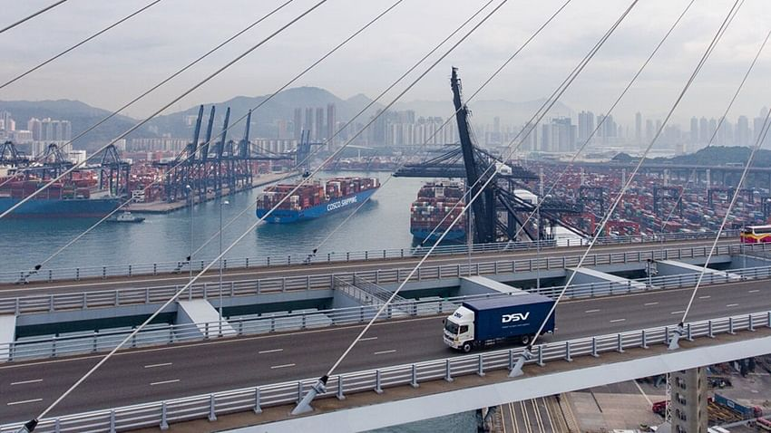 Watch: DSV Introduces Rapid China-Europe Road Service
