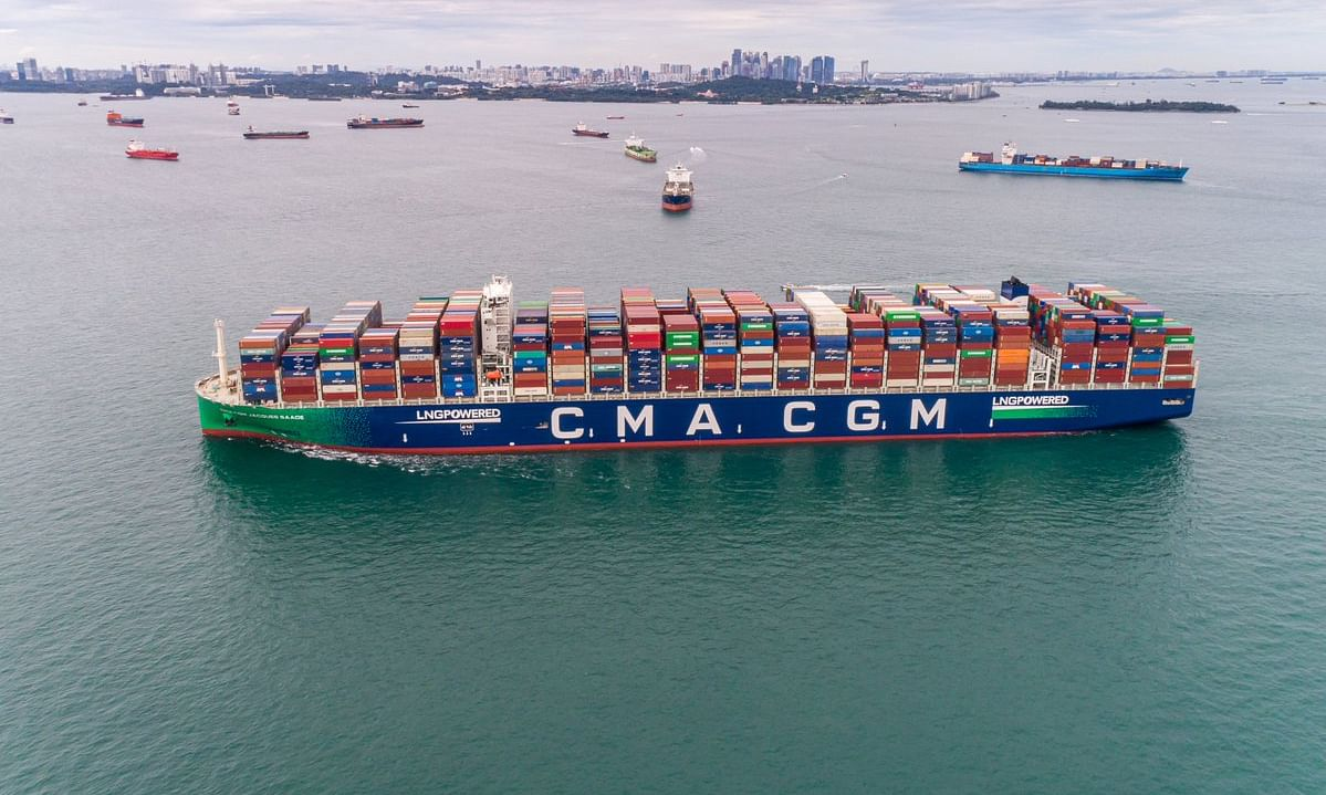 CMA CGM e-Commerce Sites Back Online