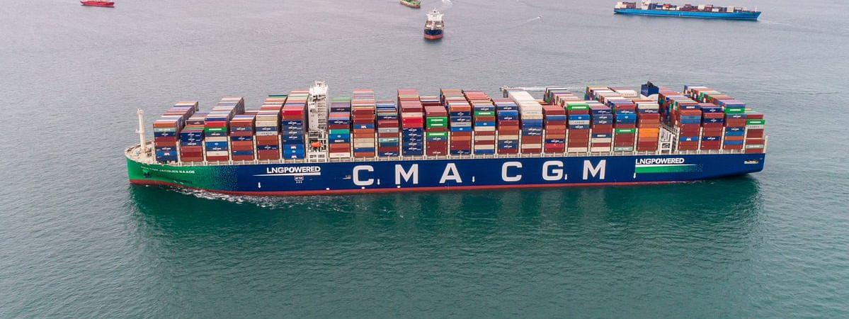 CMA CGM e-Commerce Sites Back Online