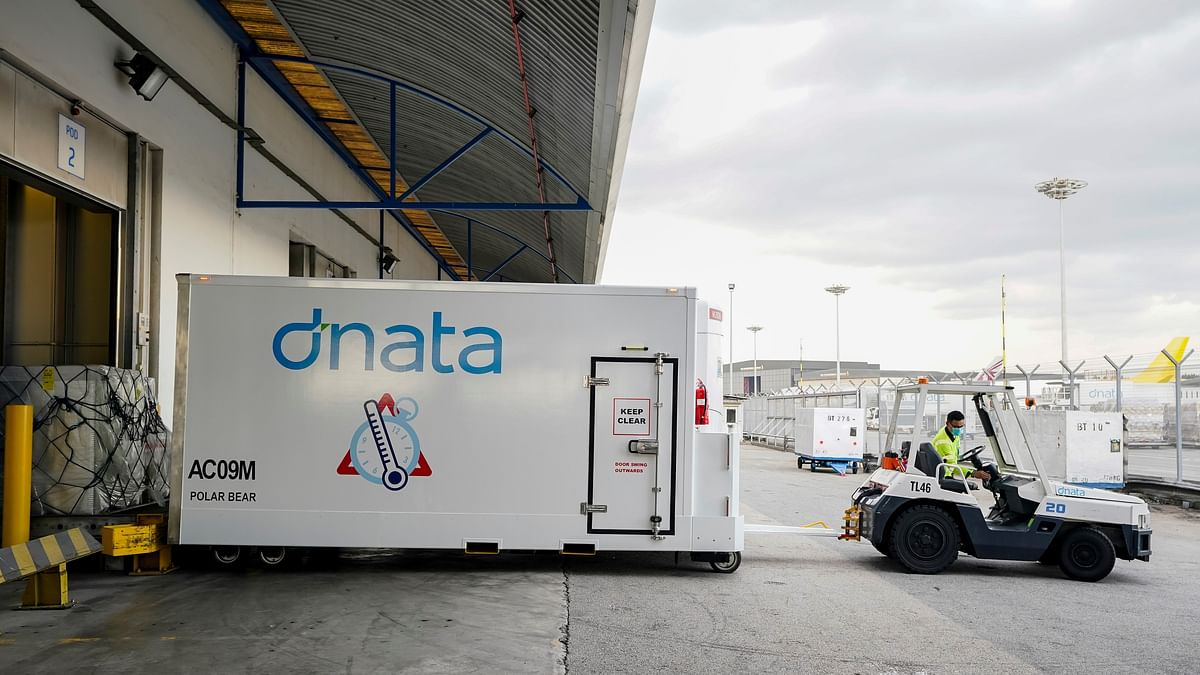 dnata First to Offer Integrated Pharma Cool Chain at Changi Airport
