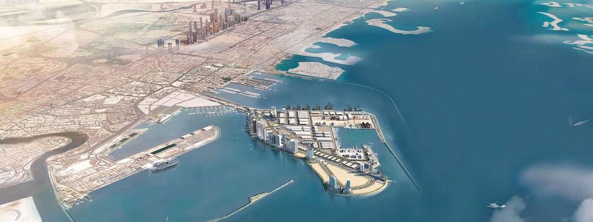 Dubai Maritime City Marks 70% Completion of Phase I