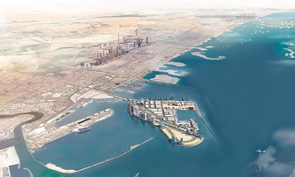 Dubai Maritime City Marks 70% Completion of Phase I