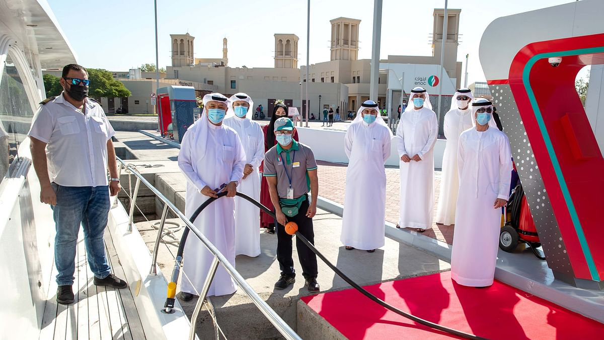 ENOC Group Opens Two Marine Service Stations in Dubai