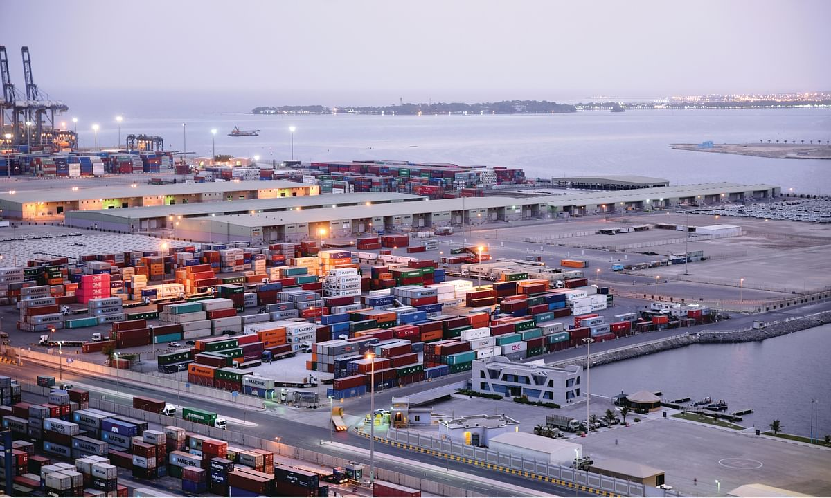 LogiPoint Realizing the Trade Potential of Jeddah Islamic Port