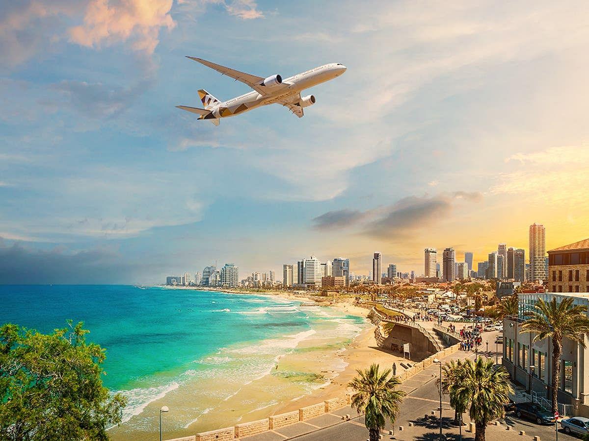 Etihad Airways Begins Commercial Flights to Tel Aviv