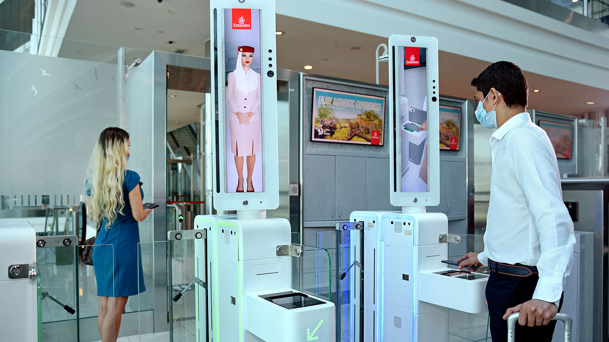 Emirates Launches Integrated Biometric Path at DXB