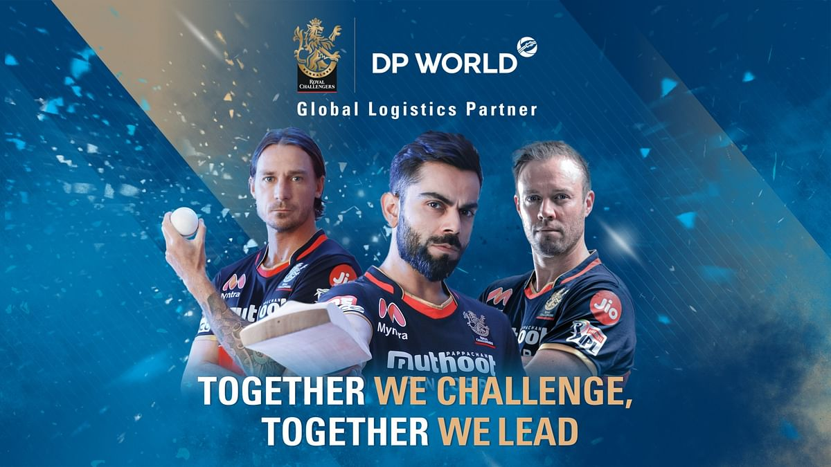 DP World Signs Sponsorship Deal with Royal Challengers Bangalore
