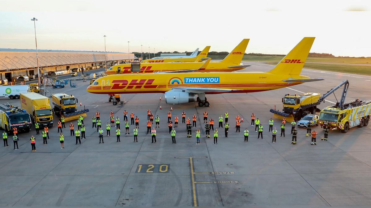 DHL Express is One of the Best Workplaces in The World