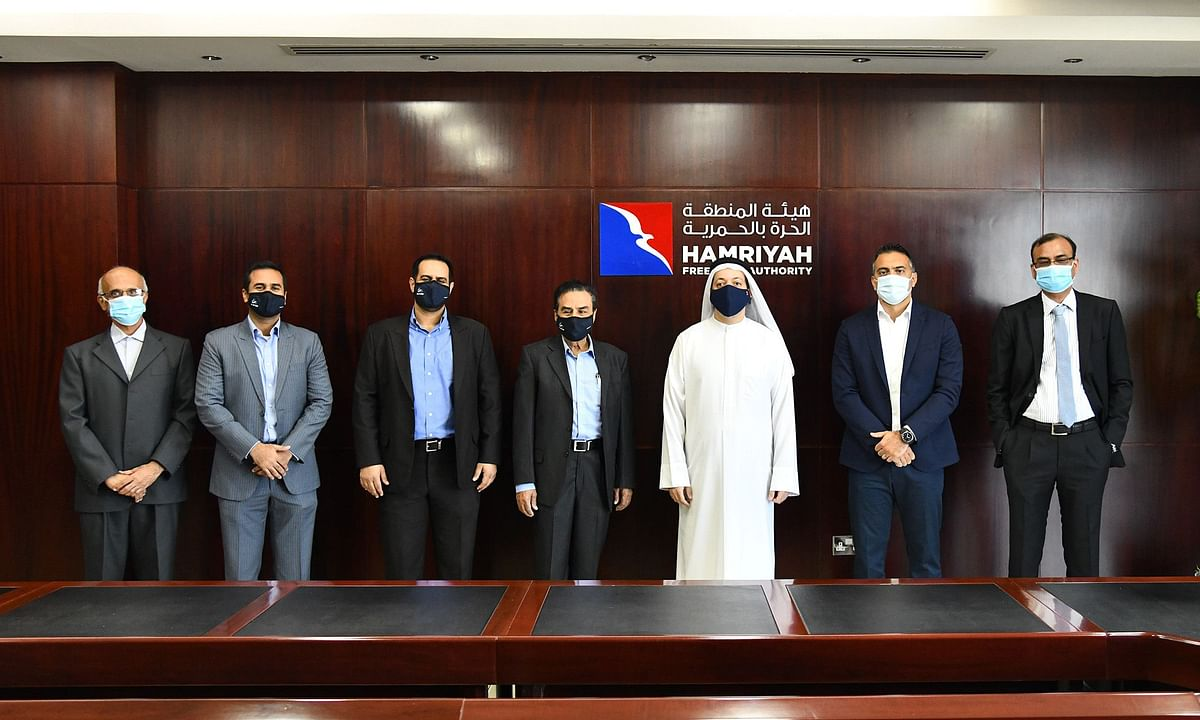 Alucor Signs Leasing Deal with Sharjah's Humriyah Free Zone