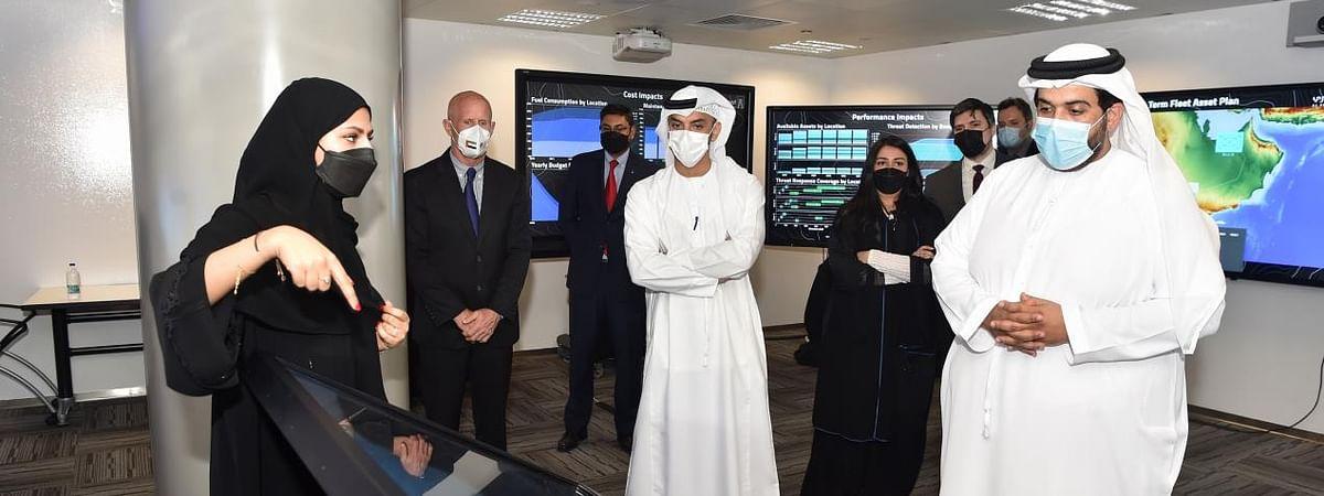 Emirati Interns at Lockheed Martin Showcase New AI Solution