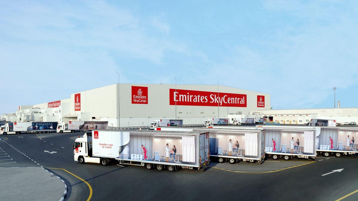 Dubai Plans World's Largest Hub for COVID-19 Vaccine Distribution