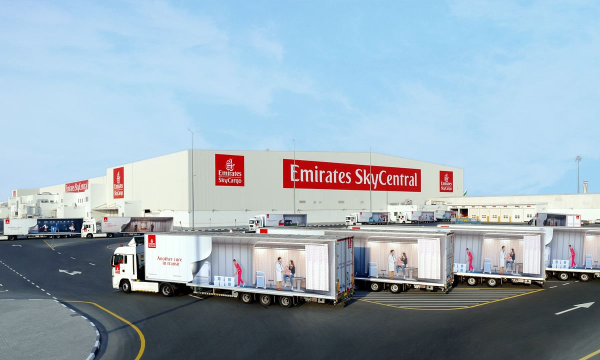 Dubai Plans World's Largest Hub for COVID-19 Vaccine Distribution