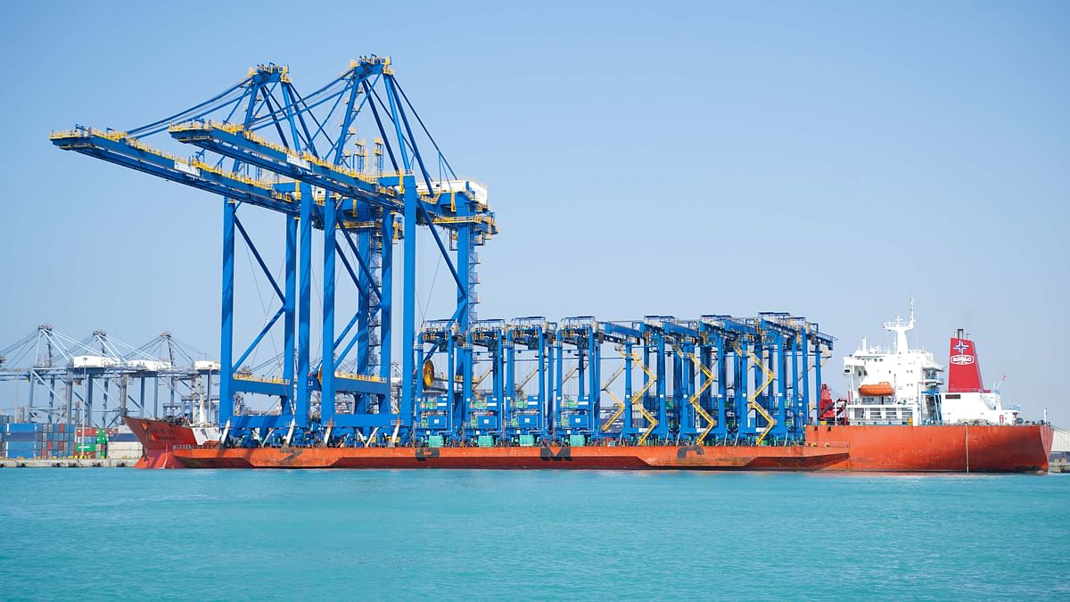 Red Sea Gateway Terminal On Track to Double Capacity by 2023