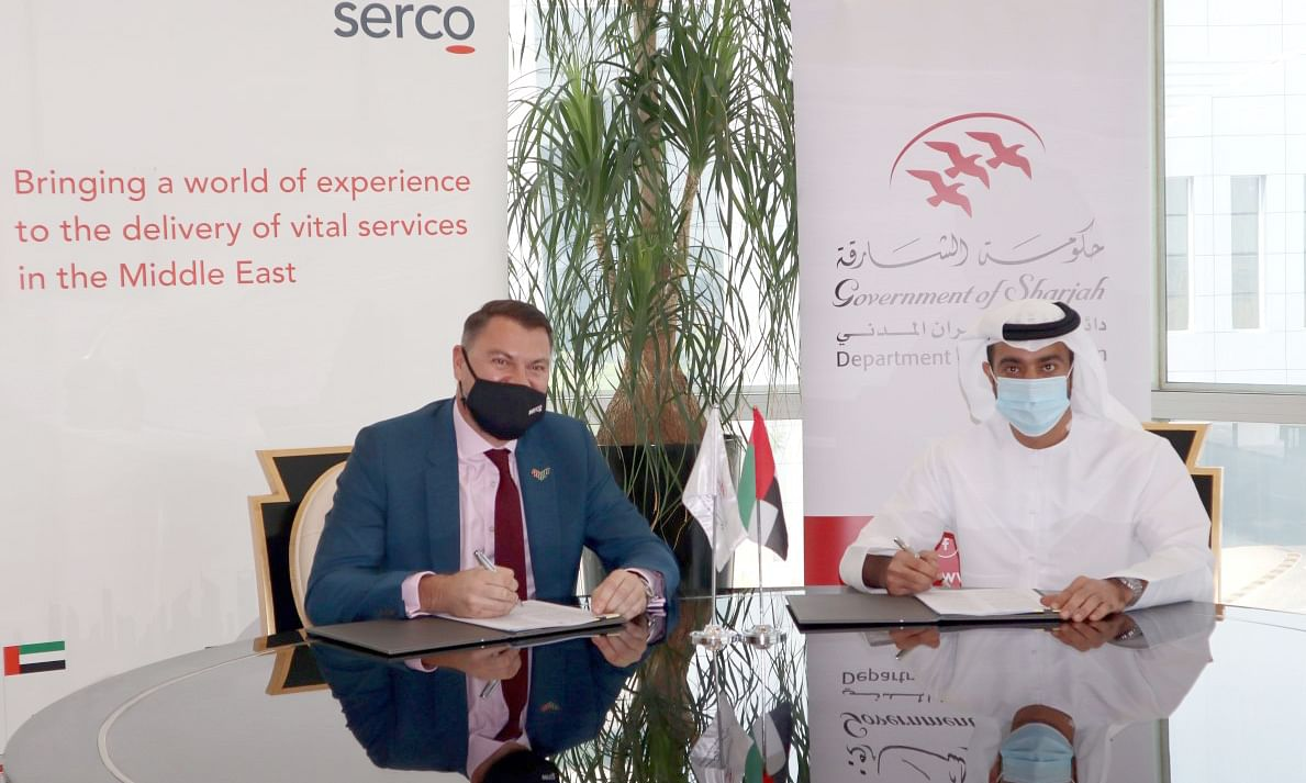 Serco Middle East to Deliver Air Navigation Service at Sharjah Airport