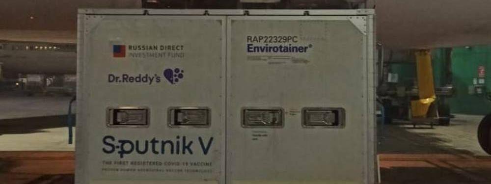 Emirates SkyCargo Transports Russian COVID-19 Vaccines to Abu Dhabi
