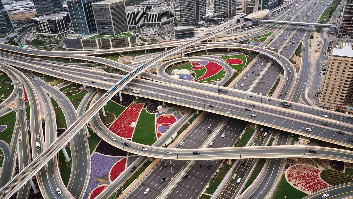 Transport Infrastructure Investments Driving Dubai's Growth: Al Tayer