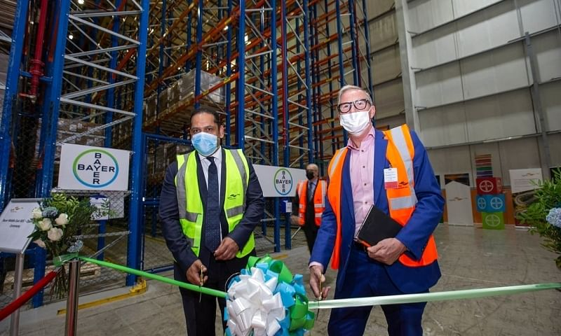 Bayer to Launch Regional Distribution Centre in Dubai with Agility