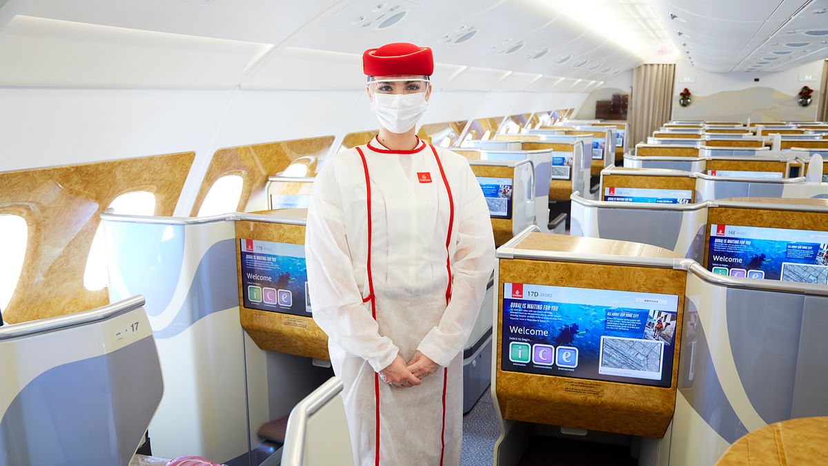 Emirates Rated the Safest Airline in the World