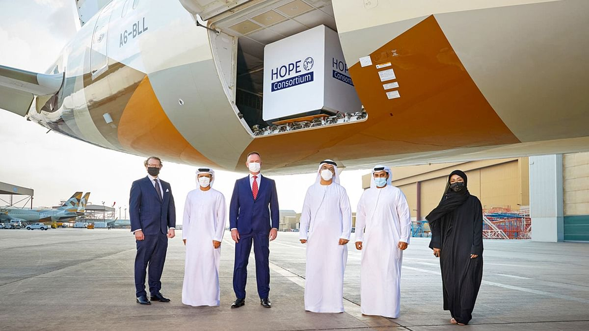 Abu Dhabi Launches The Hope Consortium for Global Vaccine Distribution