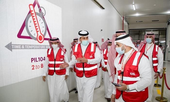 Watch: Saudi Arabian Logistics Unveils New Cold Chain Facilities