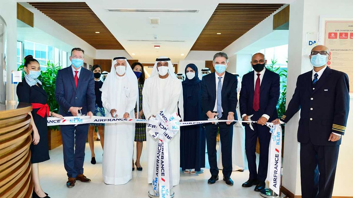 Air France KLM Group Opens New Regional Headquarters in DAFZA
