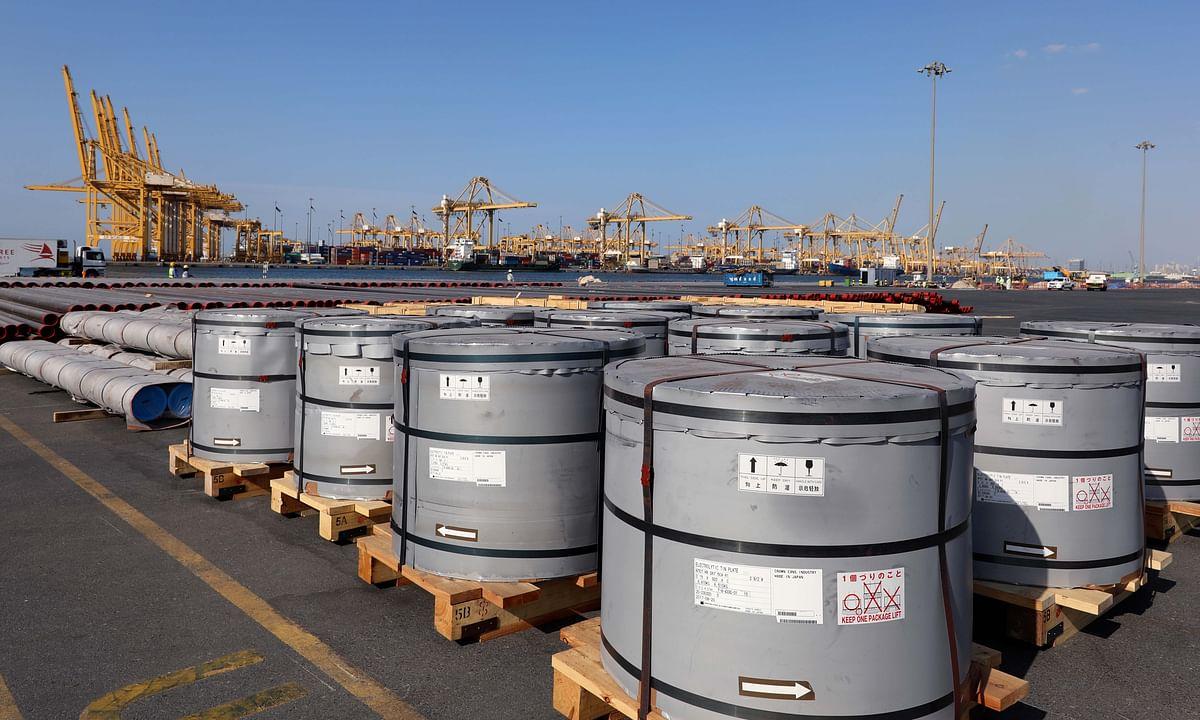 Jebel Ali Port Handles 1 Billion Tonnes of Container Cargo in 10 Years