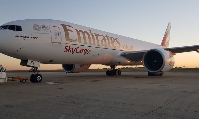 Emirates SkyCargo Marks Key Freighter Anniversaries
