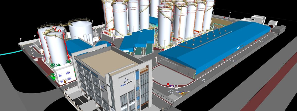 AquaChemie Breaks Ground on $40 Million Jebel Ali Petrochem Terminal