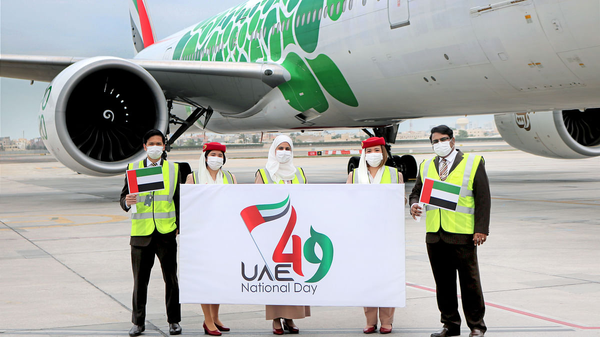 UAE National Day Spirit Spreads to Six Continents