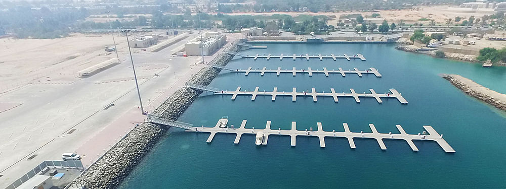 Abu Dhabi's Delma Port Completes Second Phase of Development
