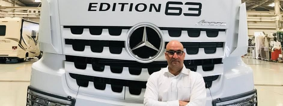 Emirates Motor Company: Pioneering Mercedes-Benz in the Middle East