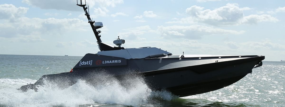 Watch: Sea Trials for Autonomous Navigation Completed Successfully